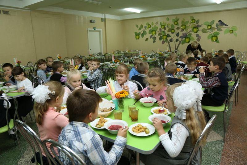 Питание в детских садах и школах подорожает
