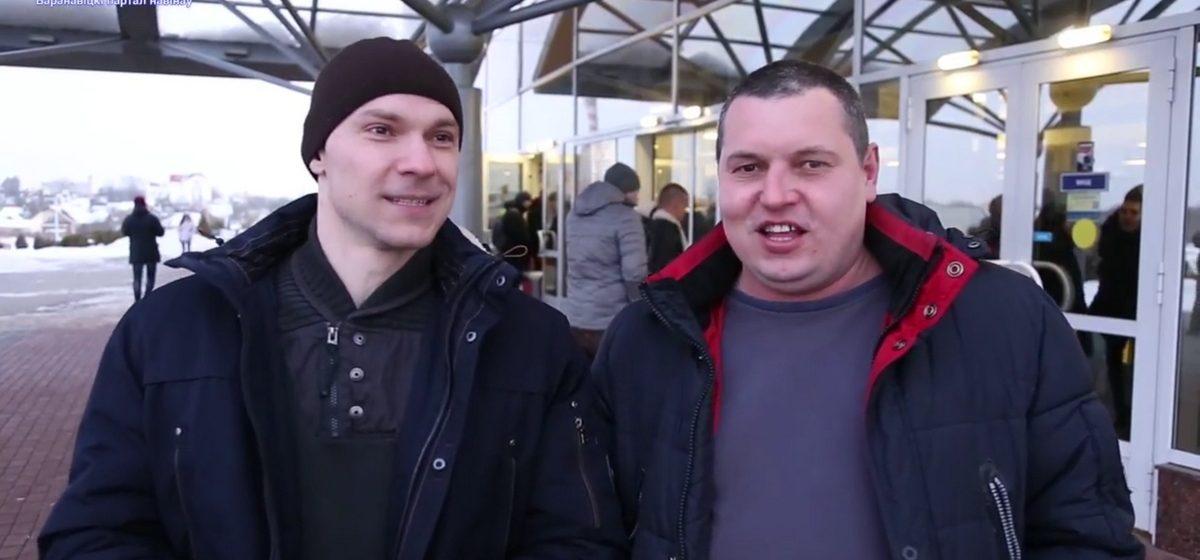 Барановичские фанаты Brutto спели любимые песни группы (видео)