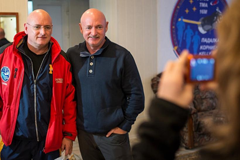 Ученые удивились «омоложению» астронавта вкосмосе