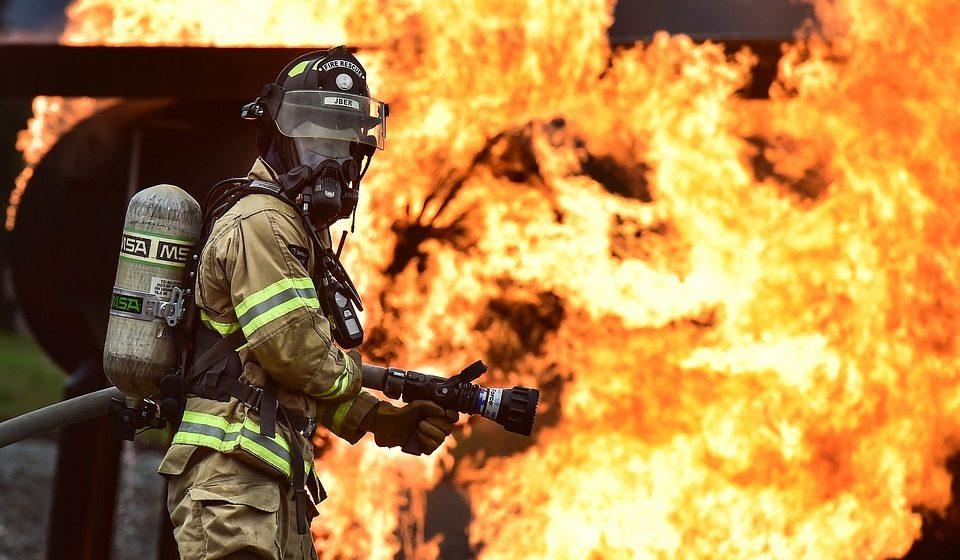 В Солигорске горела спелеолечебница, эвакуированы 54 человека
