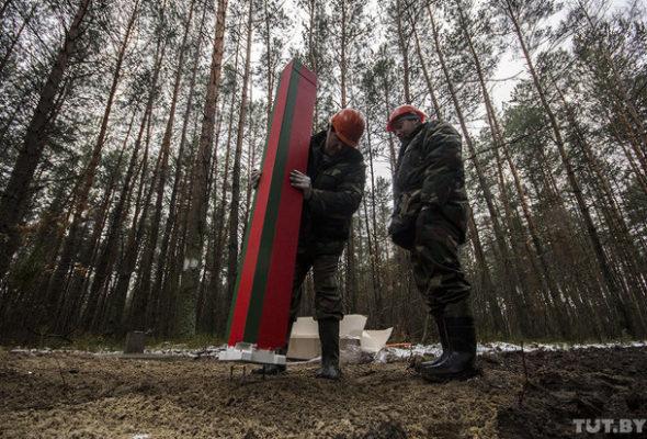Как будут ездить белорусы через пограничную зону, которую установит Россия на границе с РБ