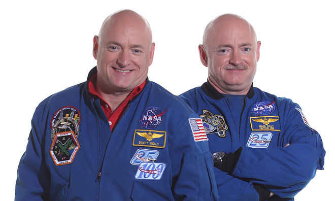 Ученых изумило омоложение вкосмосе астронавта-близнеца