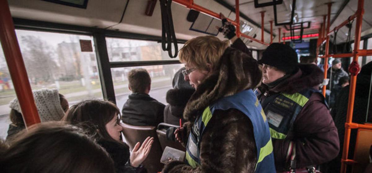 Проверять оплату за проезд в общественном транспорте Барановичей будут чаще