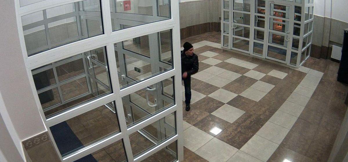 В Барановичах милиция разыскивает мужчину, который подозревается в совершении преступлений