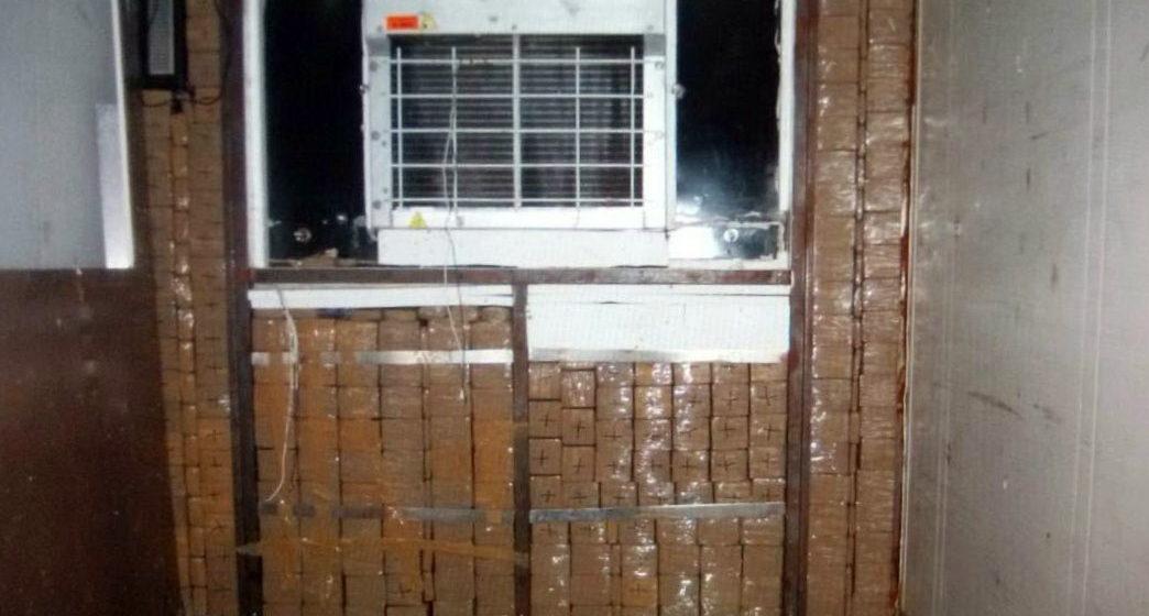 Брестские таможенники задержали машину с 308 килограммами гашиша