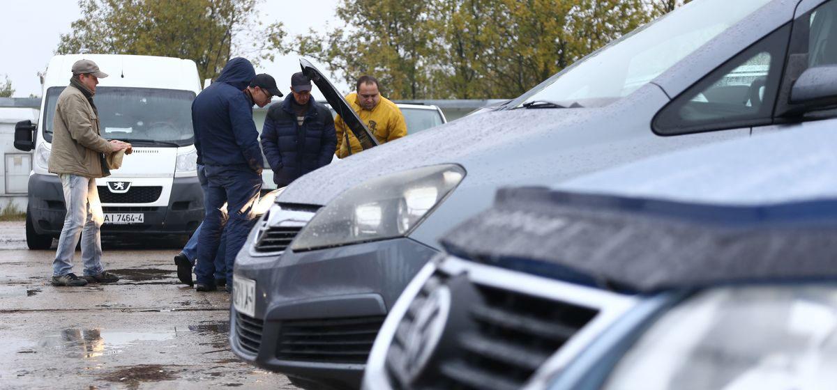 Каких марок автомобилей больше всего в Барановичах и какие машины самые редкие