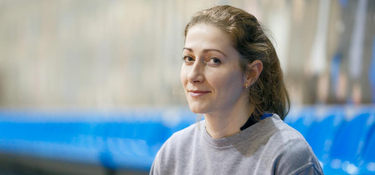 Ольга Пальчевская: «Я люблю волейбол!»