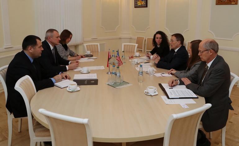 Беларусь и США укрепят сотрудничество в сфере борьбы с IT-преступлениями