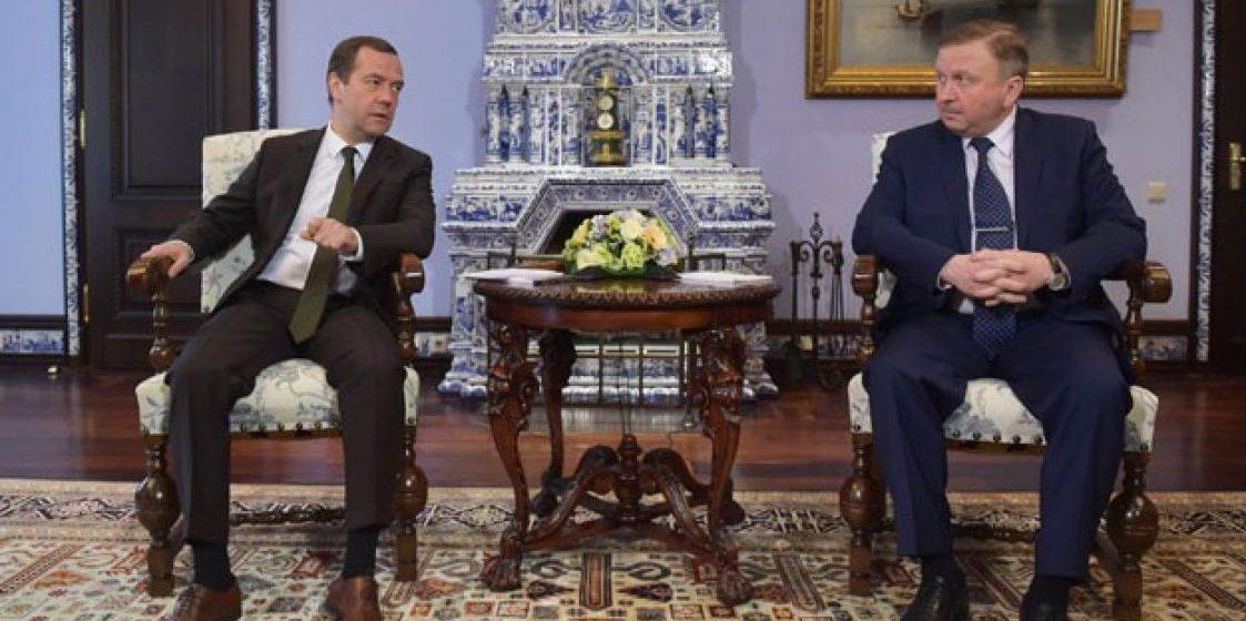 Москва и Минск не договорились по нефтегазовому спору