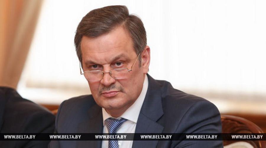 Калинин: стоимость услуг ЖКХ должна соответствовать доходам белорусов