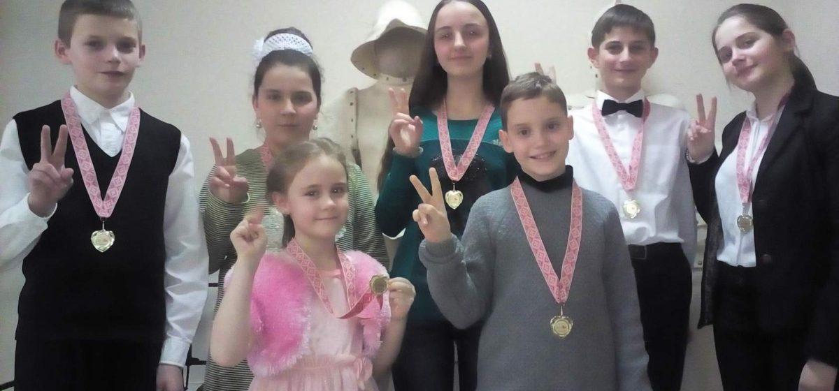 Юные барановичские музыканты стали лауреатами международного конкурса
