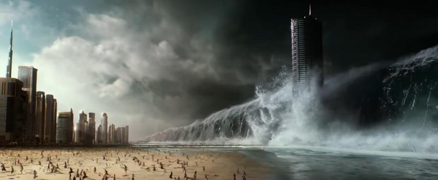 Вышел трейлер фильма-катастрофы «Геошторм» с Джерардом Батлером