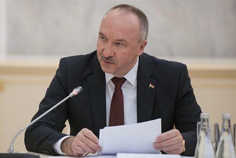 Генпрокурор Беларуси прокомментировал работу милиционеров в штатском во время задержаний на «Марше нетунеядцев»