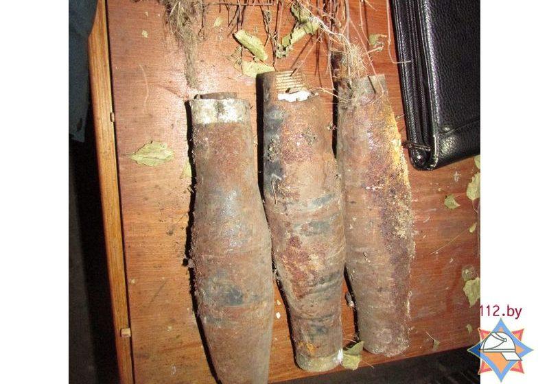В Борисове в подвале дома нашли снаряды – эвакуировали около 100 человек