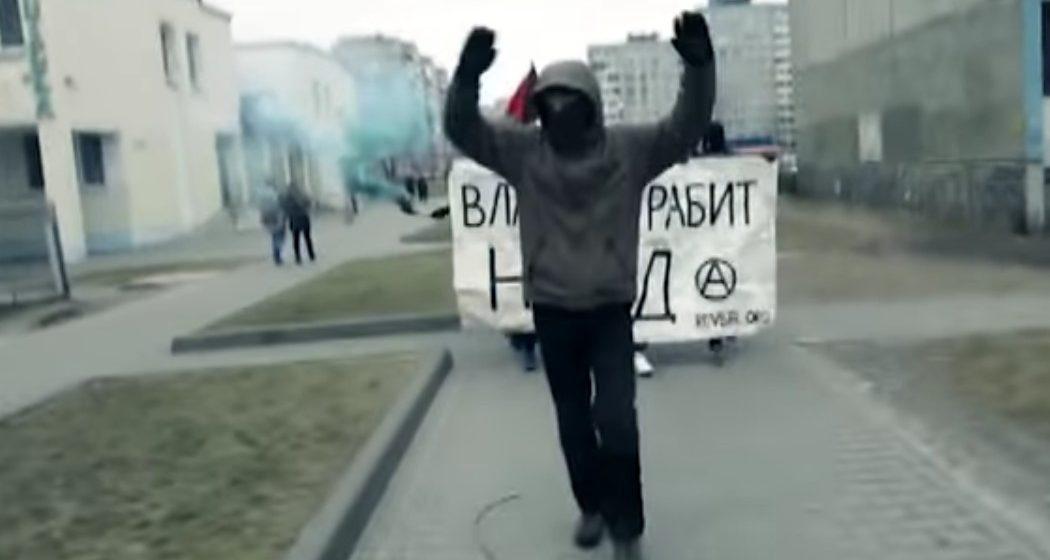 За полдня фильм БТ о «Марше нетунеядцев» собрал на youtube почти 3000 дизлайков