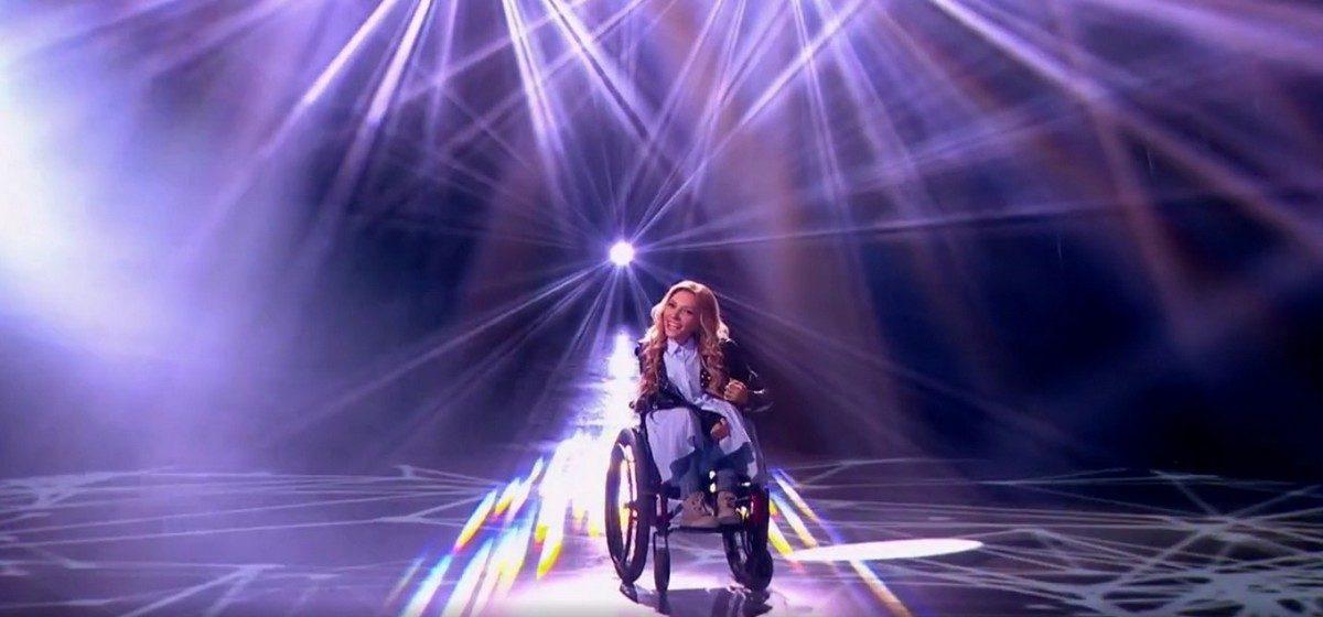 На «Евровидении» от России выступит певица на инвалидной коляске