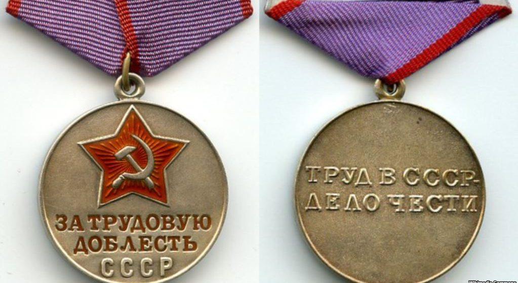 Пенсионерка из Житковичского района хочет продать медаль, чтобы заплатить за сына «налог на тунеядство»