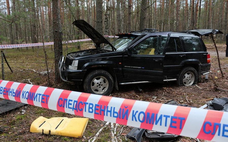 На встрече с украинскими пограничниками, белорусская сторона признала, что «джип» не въезжал с территории Украины