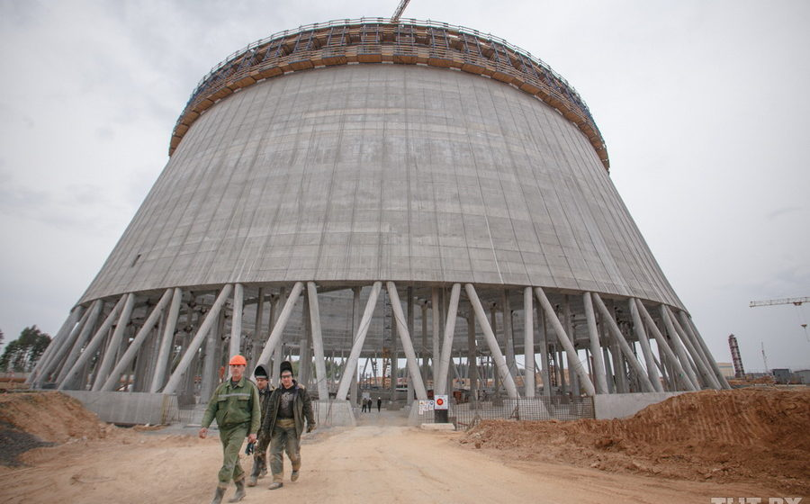 Сколько зарабатывают на строительстве БелАЭС