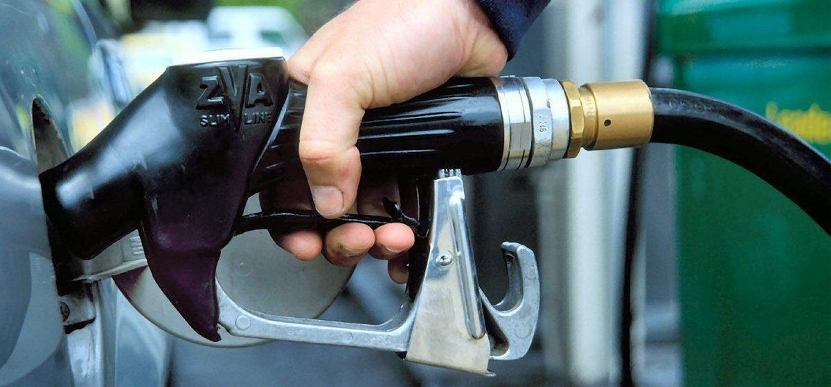 Белнефтехим: Резкого роста цен на бензин в Беларуси не будет