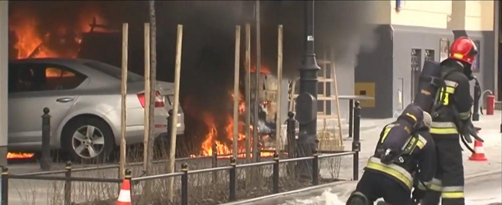 В Польше около здания МИД прогремел взрыв