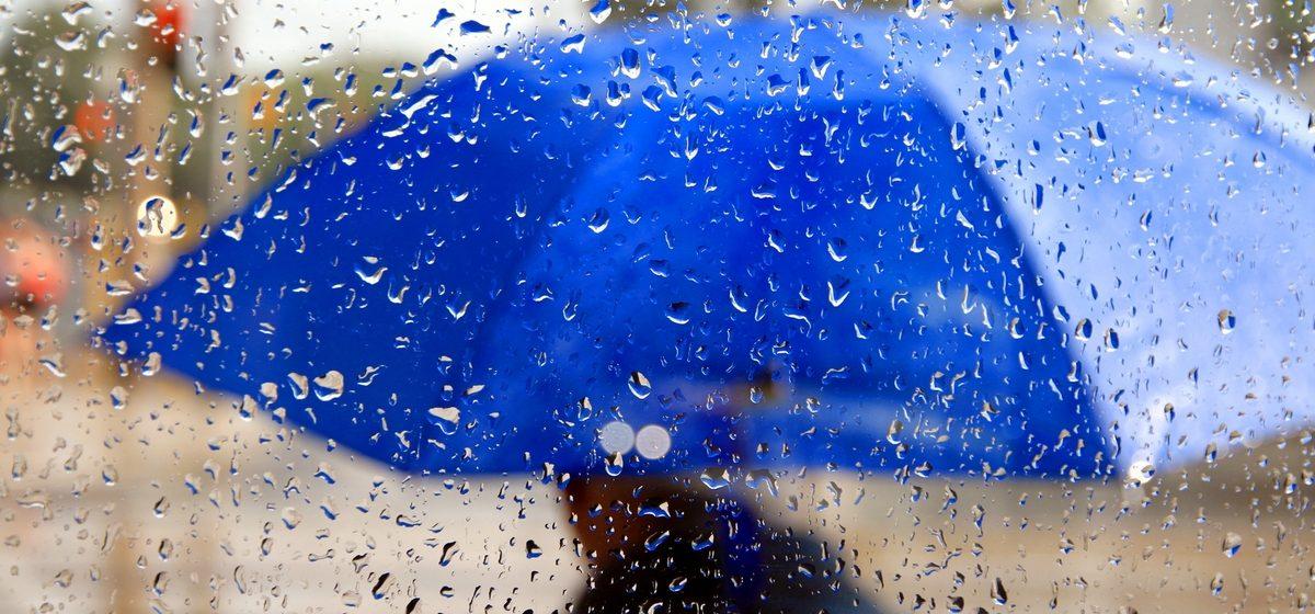 В выходные, 11–12 марта, в Барановичах будет прохладно и дождливо