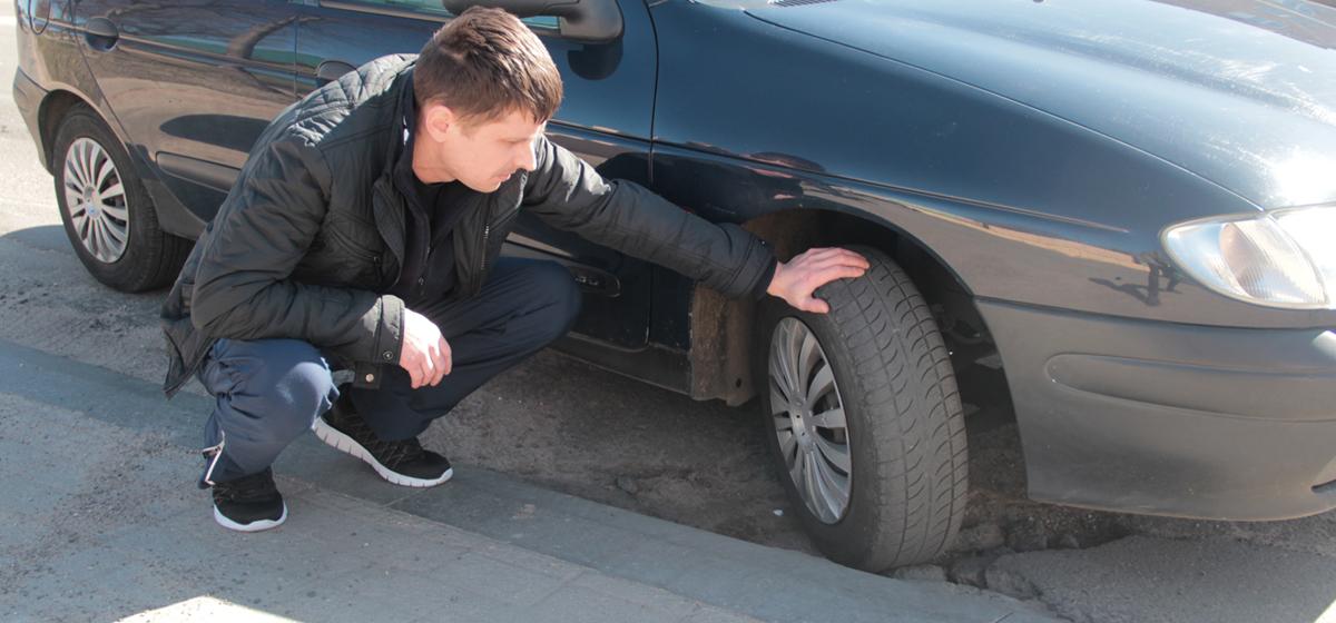 Почему в Барановичах такие плохие дороги
