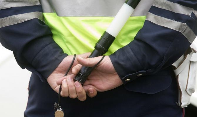 В Столинском районе задержали еще одного пьяного милиционера за рулем автомобиля