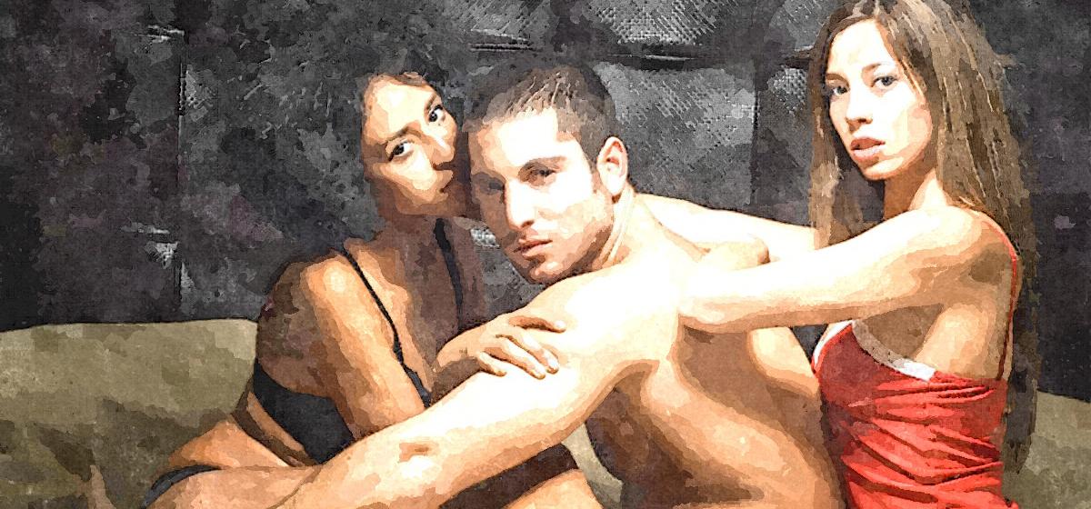 Отношения. Стоит ли соглашаться на секс втроем