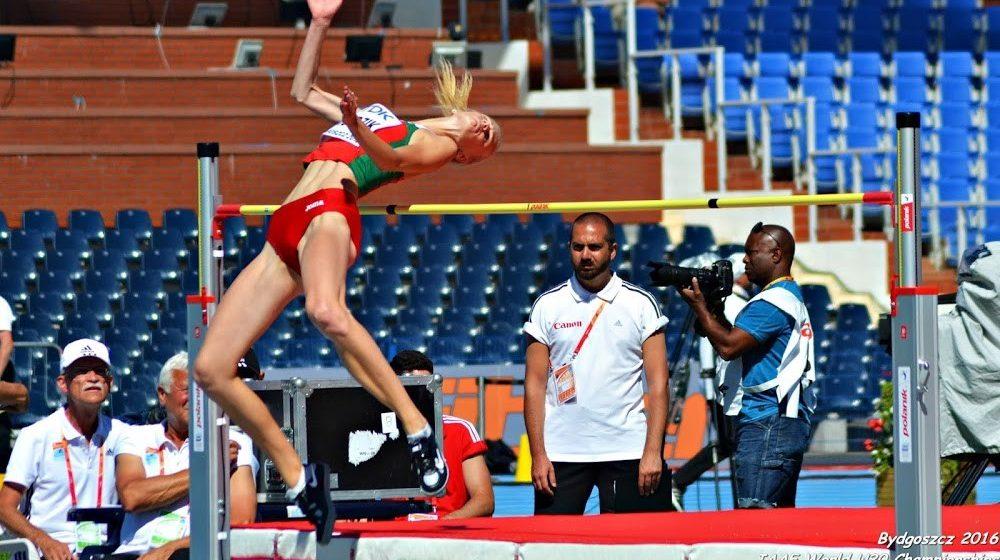 Барановичская легкоатлетка дебютировала на чемпионате Европы