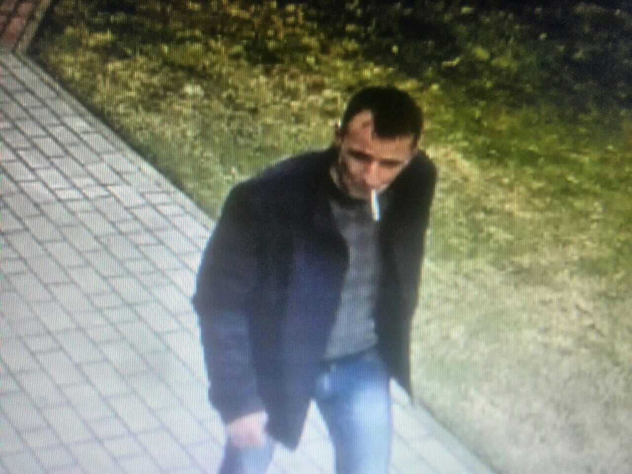 Подозреваемый в преступлении. Фото: https://vk.com/govd.baranovichi
