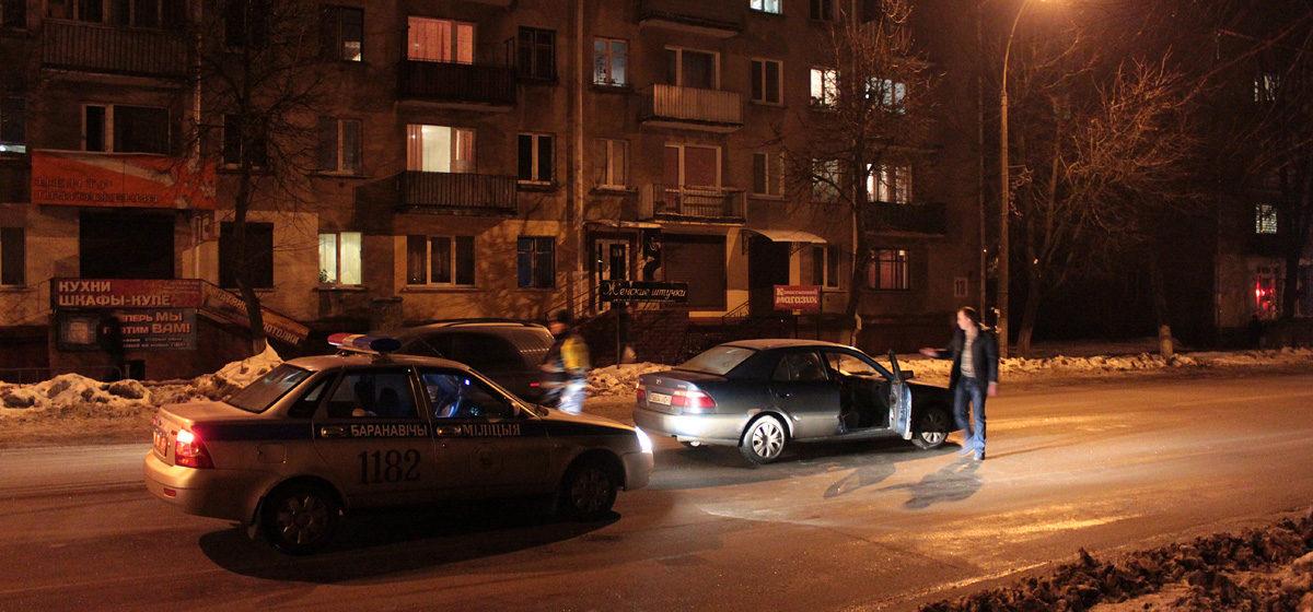 В Барановичах ищут очевидцев ДТП