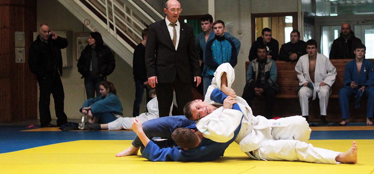 Юные дзюдоисты Барановичей первенствовали на Олимпийских днях молодежи Брестской области