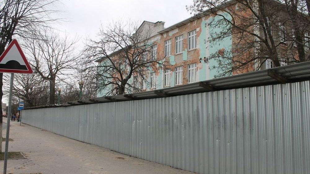 В Барановичах продали бывший педколледж и довоенное здание на улице Хлебной
