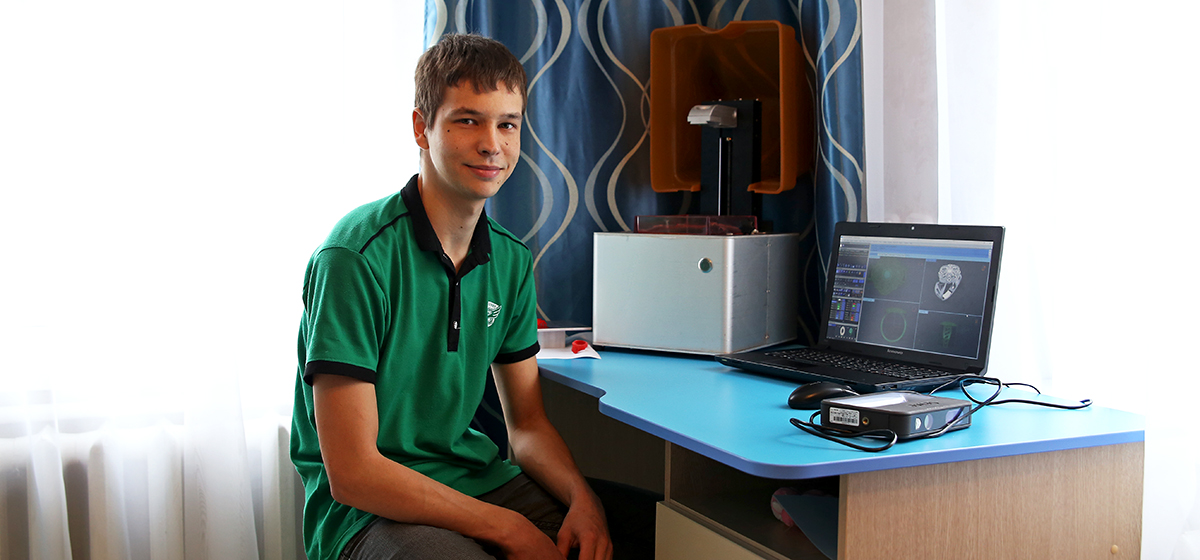 Мое дело. Предприниматель из Барановичей зарабатывает с помощью 3D-принтера