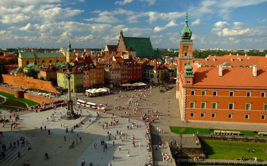 В Польше пройдет акция для туристов «выходные за полцены»