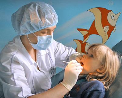 В стоматологических поликлиниках Барановичей появятся детские кабинеты