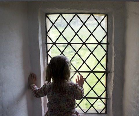 В Бобруйске из окна второго этажа выпала 3-летняя девочка