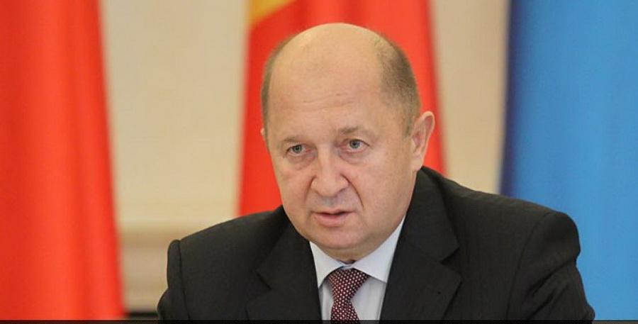 Лукашенко уволил председателя Комитета госконтроля Александра Якобсона