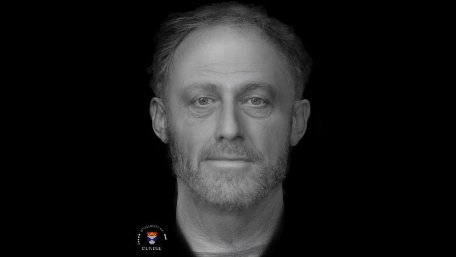 Ученые восстановили лицо бедняка, который умер 700 лет назад