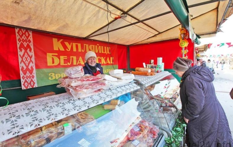 79% россиян нравится белорусская продукция, столько же выступает за то, чтобы пресекать ввоз «белорусских» креветок и ананасов