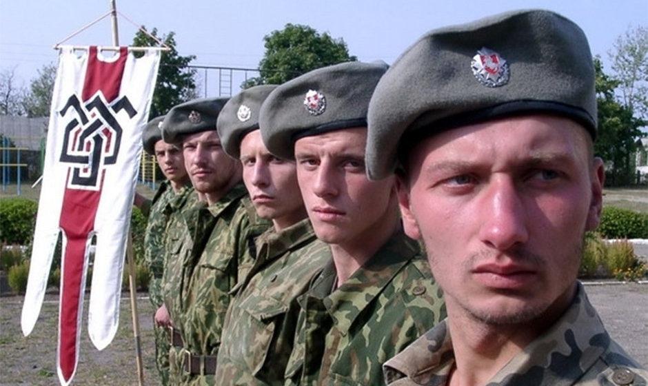 Спецслужбы задержали еще двух бывших членов «Белого легиона», которые работали в силовых структурах
