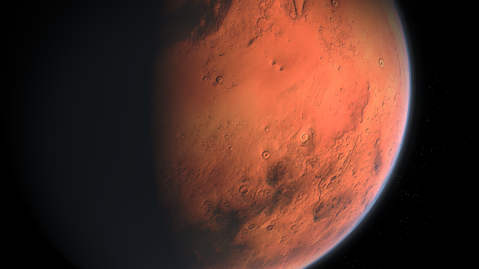 Специалисты NASA заявили, что смогут сделать Марс пригодным для жизни