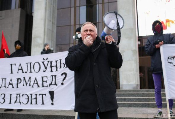 Статкевича арестовали на пять суток. За что – пока непонятно