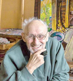 Умер народный художник Беларуси Май Данциг