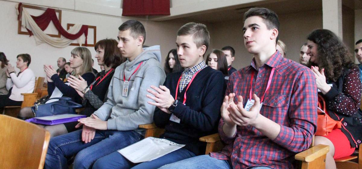 Изобретения, которые облегчат учебу, представили рационализаторы Барановичей