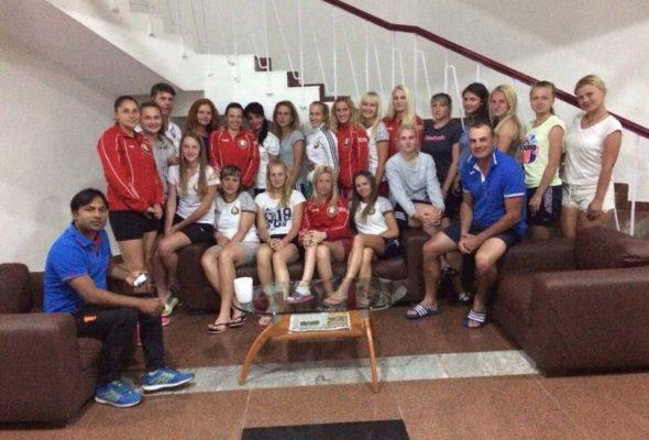 Барановичская хоккеистка вызвана в состав сборной Беларуси