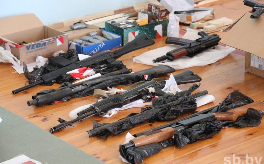Эксперт об изъятом у «Белого легиона» оружии: изъятый арсенал больше похож на набор случайных предметов