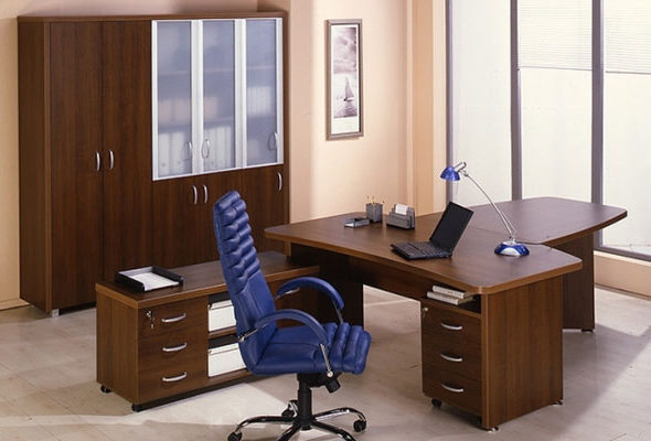 Долговечная и функциональная офисная мебель