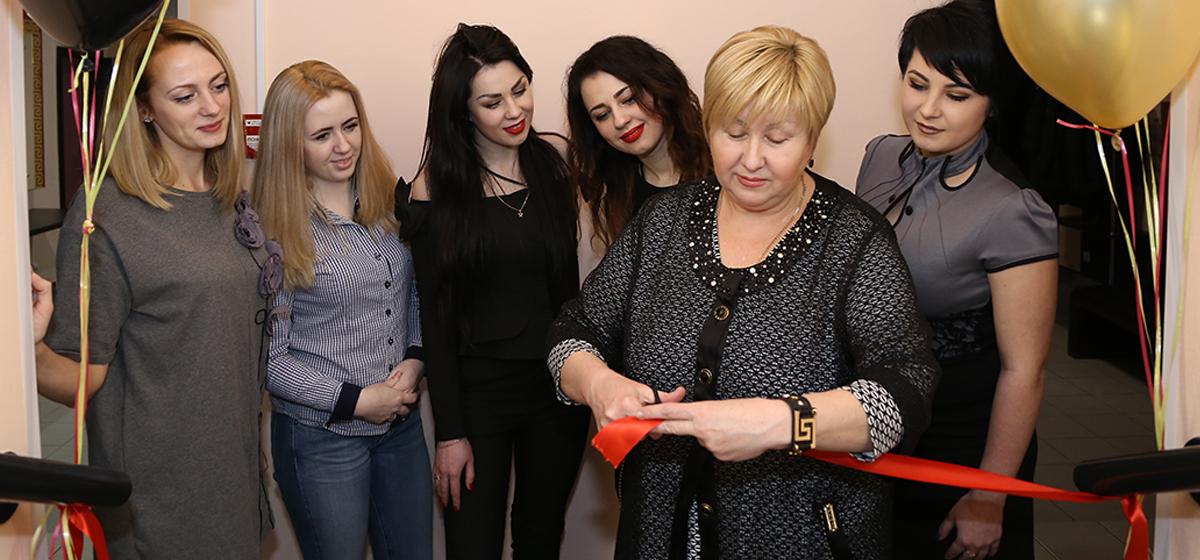 Открылся новый салон красоты в Барановичах*